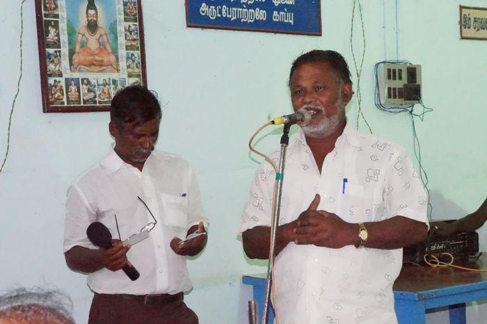 தோழர் பக்ரூதின், SDPI மாவட்ட செயலாளர்