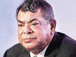 எஸ்ஸார் நிறுவனத் தலைவர் சசி ரூயா.