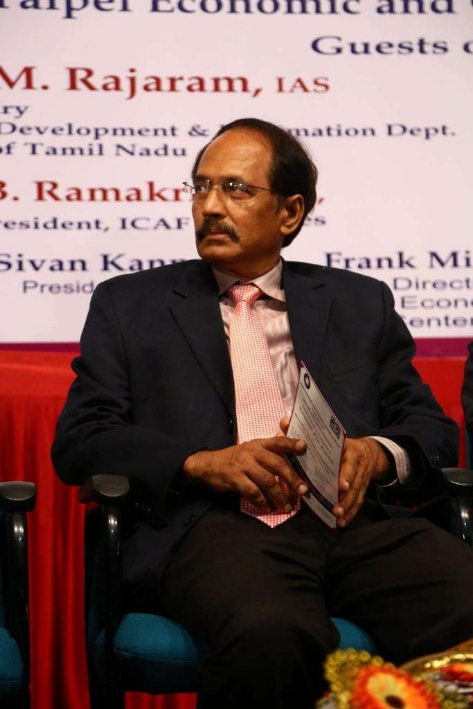Rajaram, IAS