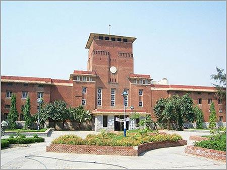 தில்லி பல்கலைகழகம்