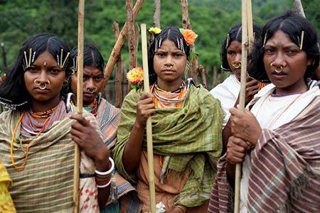 Tribal-India