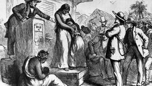 Slavery-sale