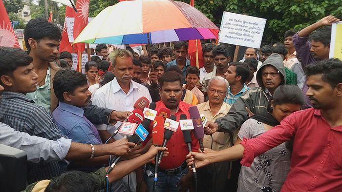 rsyf-sanskrit-protest-chennai-2