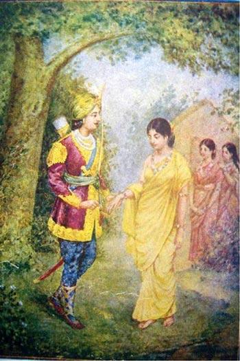 Dushyant_&_Shakuntala