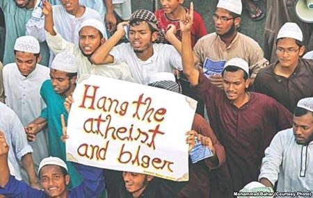 தொடர்ச்சியாக மதசார்பற்றவர்களையும், நாத்திகர்களையும் படுகொலை செய்வது பங்களாதேஷில் அதிகரித்து வருகிறது