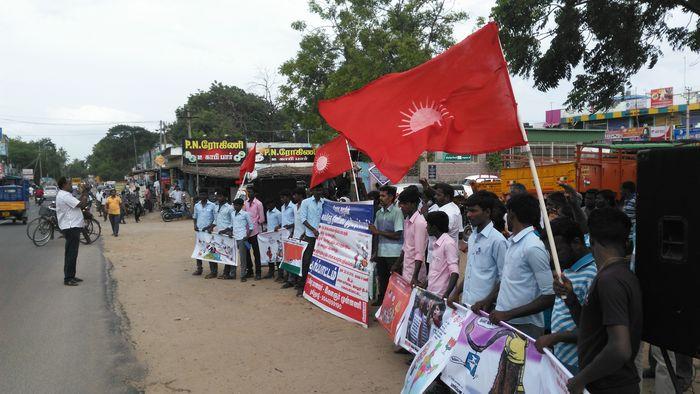rsyf-tnl-sanskrit-protest-2