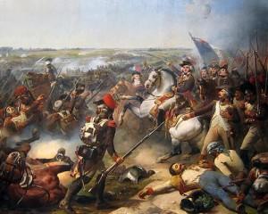 1794 ல் ஆஸ்திரிய, டச்சு மற்றும் பிரிட்டிஷ் படைகள் ஒன்று சேர்ந்து பிரெஞ்ச் புரட்சிகர படையினை தோற்கடித்தது.