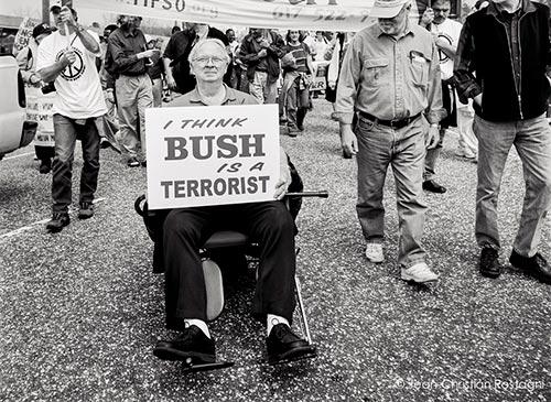 BushIsATerrorist
