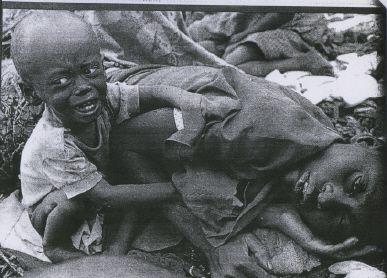 1994ல் நடைபெற்ற டுட்ஸி இனப்படுகொலை