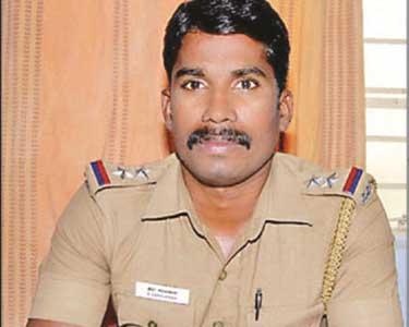 karur inspector