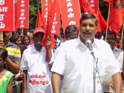 kovai-hindu-munnani-riots-chennai-pp-demo-com-sudhesh-kumar