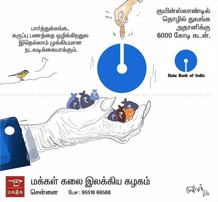 Adani loan water mark