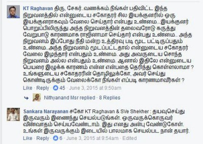 KT-Raghavan's-Reply-post