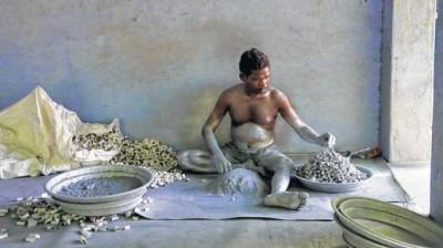 Workers make crackers at sivakasi 4