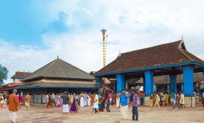சோட்டாணிக்கரை பகவதி அம்மன் கோவில்.