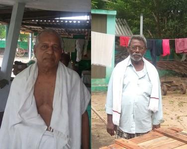 சுப்ரமணிய தேவர் மற்றும் முகம்மது கனி பாப்பா