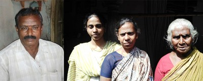 சாமிநாதன் மற்றும் நடராஜன் குடும்பத்தினர்