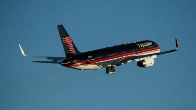 trumpplane
