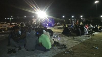 மூன்றாவது நாள் இளைஞர்களுடன் மக்கள் அதிகாரம் தோழர்கள்