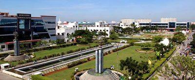 சத்தியபாமா பல்கலைகழக வளாகம்