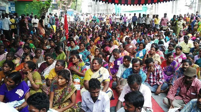 Image result for காத்திருப்பு போராட்டம்