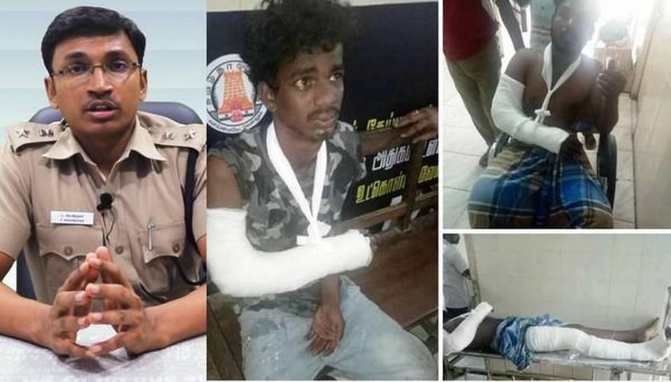 ips aravind police rowdyism