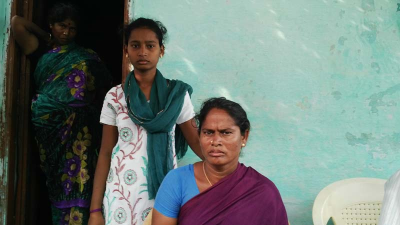 comrade jayaraman wife and daughter