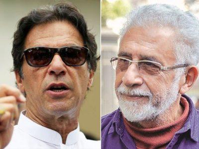 naseeruddin shah and imran khan
