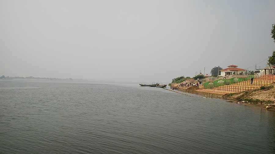 கோதாவரி மணல் திட்டு விவசாயம்