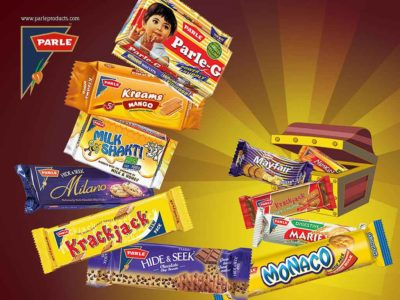 PARLE-BISCUITS-CONFECTIONERIES