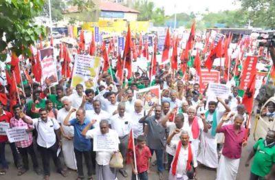 tamil nadu under police state