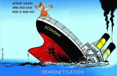 Sinking Ship Indian economy