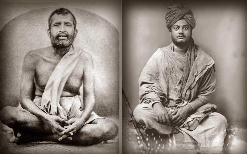 vivekanda-ramakrishna paramahamsa