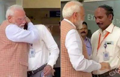 ISRO-Sivan-Modi
