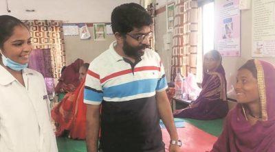 Dr Santosh Parmar