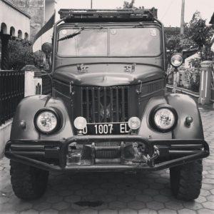 GAZ or Gorkovsky Avtomobilny Zavod