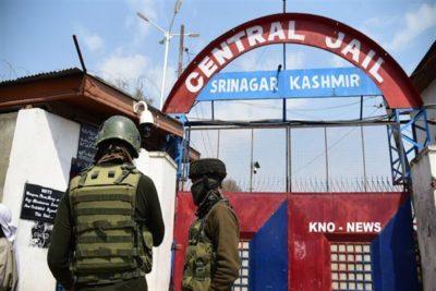 Kashmir jail
