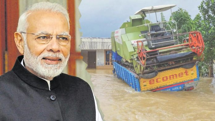 Kerala-flood-modi