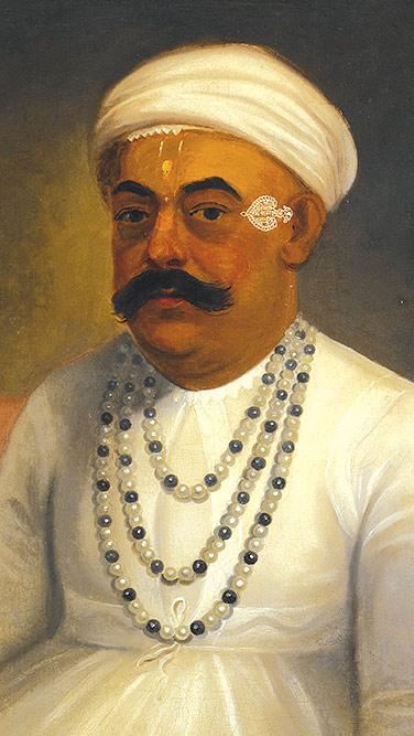 Mahadaji Scindia