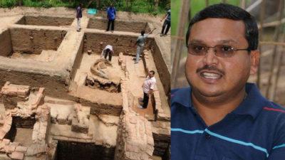 archeologist-Amarnath Ramakrishnan