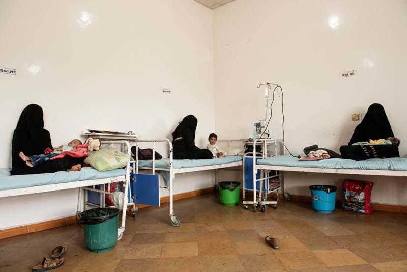 Malnutrition-cholera-Yemen-woes-2