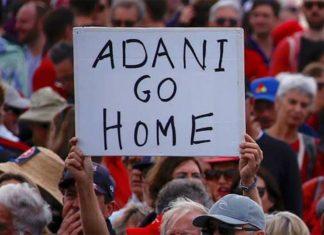 adani go home