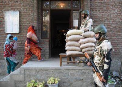 Kashmir-Poll